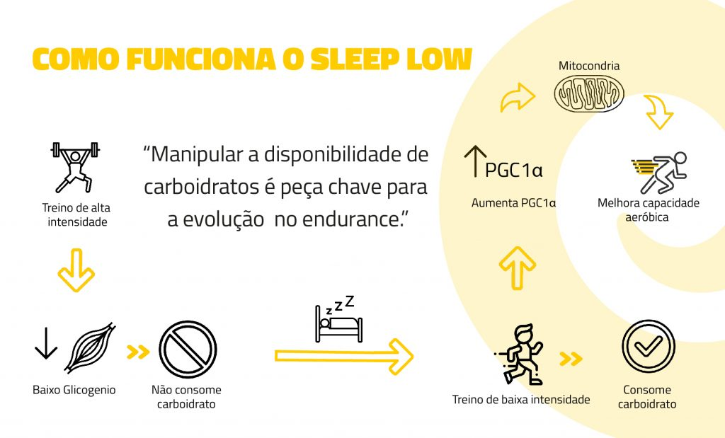 Infográfico sleep low kiakaha
